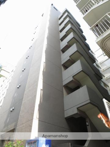 東京都世田谷区、代田橋駅徒歩5分の築17年 9階建の賃貸マンション