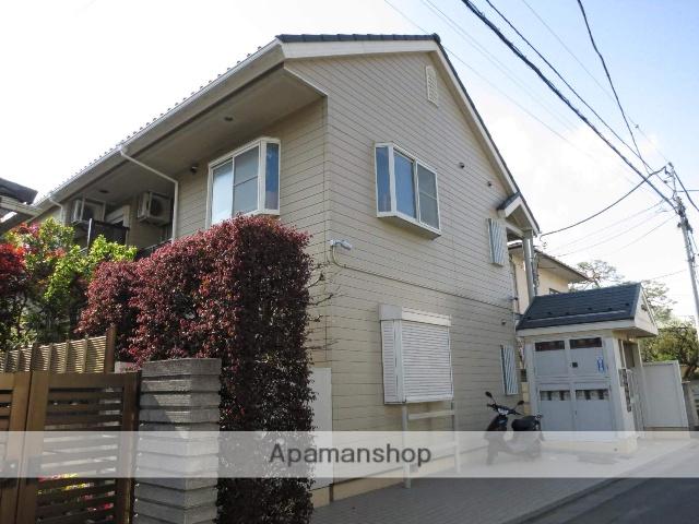 東京都杉並区、永福町駅徒歩6分の築14年 2階建の賃貸アパート