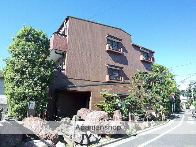 東京都杉並区、永福町駅徒歩4分の築30年 3階建の賃貸マンション