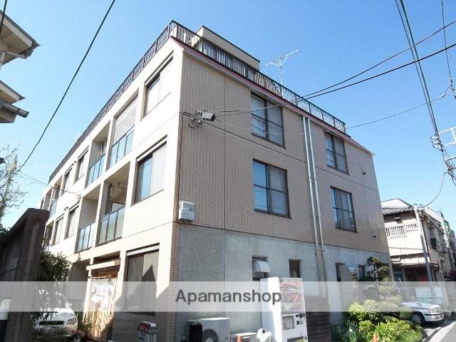 東京都杉並区、浜田山駅徒歩9分の築24年 4階建の賃貸マンション