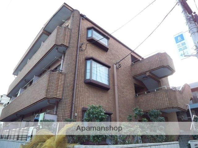 東京都杉並区、永福町駅徒歩20分の築31年 3階建の賃貸マンション