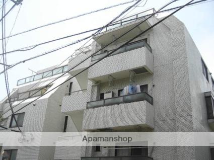 東京都世田谷区、明大前駅徒歩15分の築29年 4階建の賃貸マンション