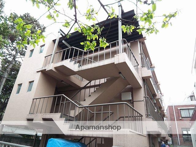 東京都世田谷区、明大前駅徒歩11分の築47年 3階建の賃貸マンション