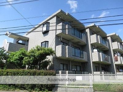 東京都杉並区、富士見ヶ丘駅徒歩21分の築24年 3階建の賃貸マンション