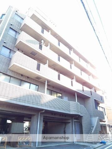 東京都杉並区、八幡山駅徒歩13分の築25年 6階建の賃貸マンション