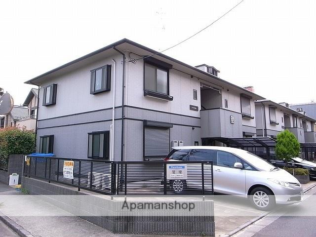 東京都杉並区、永福町駅徒歩7分の築18年 2階建の賃貸アパート