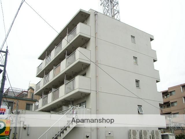 東京都世田谷区、明大前駅徒歩1分の築34年 5階建の賃貸マンション