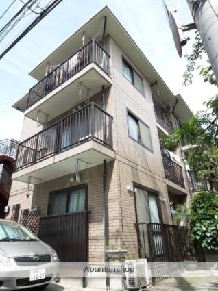 東京都杉並区、浜田山駅徒歩15分の築22年 3階建の賃貸マンション