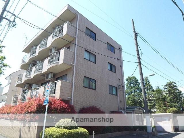 東京都杉並区、永福町駅徒歩10分の築22年 4階建の賃貸マンション