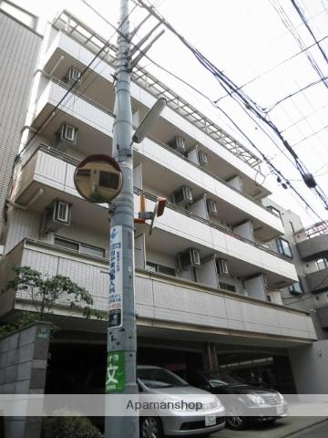 東京都世田谷区、代田橋駅徒歩10分の築10年 5階建の賃貸マンション