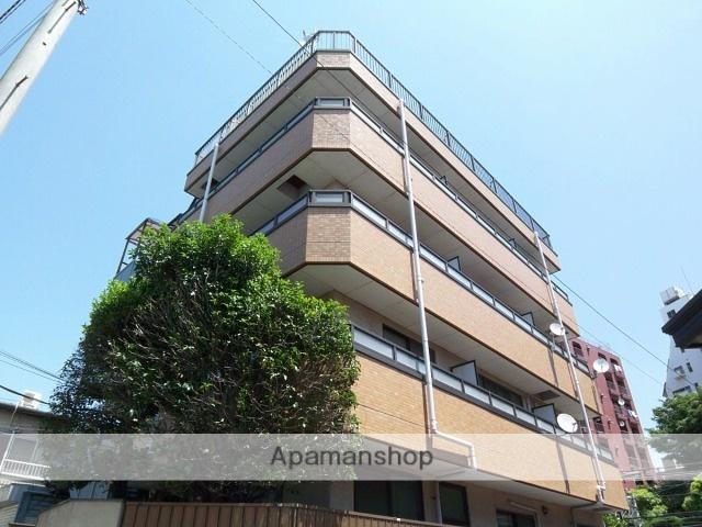 東京都世田谷区、明大前駅徒歩2分の築27年 4階建の賃貸マンション