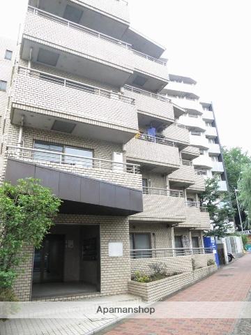 東京都世田谷区、下北沢駅徒歩12分の築33年 5階建の賃貸マンション