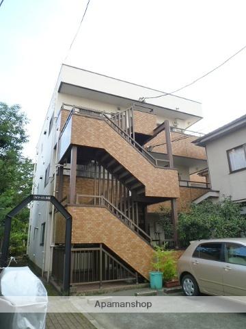東京都杉並区、桜上水駅徒歩14分の築27年 3階建の賃貸マンション
