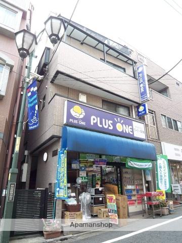 東京都世田谷区、新代田駅徒歩6分の築18年 4階建の賃貸マンション