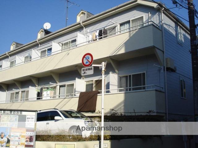東京都杉並区、富士見ヶ丘駅徒歩11分の築26年 3階建の賃貸アパート