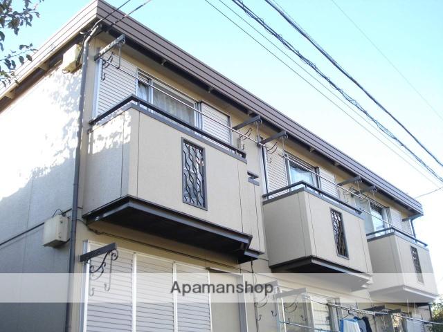 東京都杉並区、西荻窪駅徒歩15分の築32年 2階建の賃貸アパート