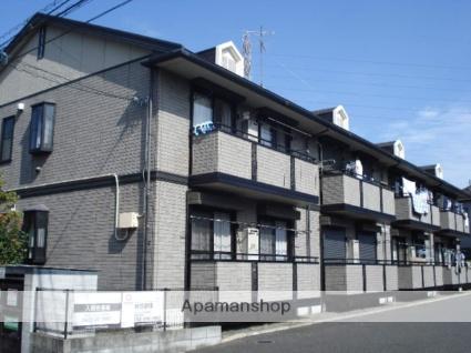 東京都三鷹市、仙川駅徒歩14分の築19年 2階建の賃貸アパート