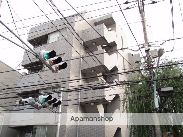 東京都武蔵野市、西荻窪駅徒歩20分の築27年 6階建の賃貸マンション