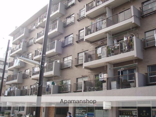 東京都武蔵野市、吉祥寺駅徒歩20分の築51年 6階建の賃貸マンション
