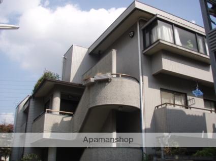 東京都武蔵野市、西荻窪駅徒歩13分の築32年 3階建の賃貸マンション