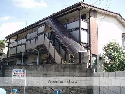 東京都三鷹市、吉祥寺駅徒歩12分の築37年 2階建の賃貸アパート