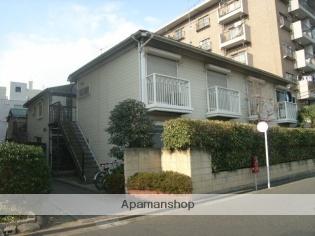 東京都武蔵野市、吉祥寺駅徒歩17分の築30年 2階建の賃貸アパート