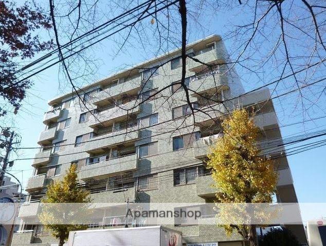 東京都武蔵野市、吉祥寺駅徒歩18分の築29年 7階建の賃貸マンション