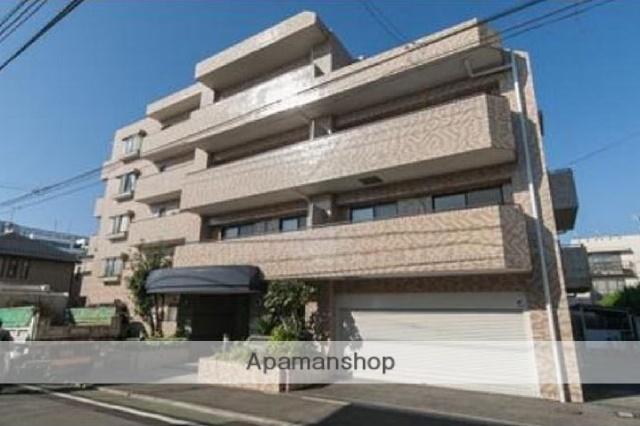 東京都武蔵野市、吉祥寺駅徒歩17分の築28年 5階建の賃貸マンション
