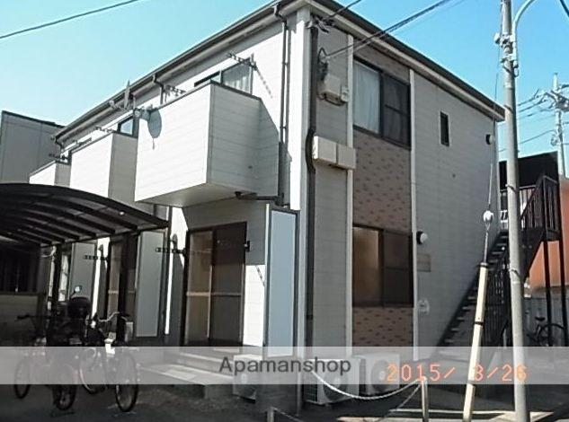 東京都杉並区、永福町駅徒歩20分の築11年 2階建の賃貸アパート