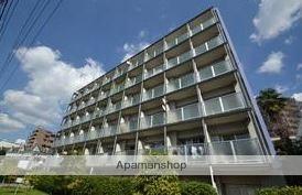 東京都武蔵野市、吉祥寺駅徒歩5分の築17年 7階建の賃貸マンション