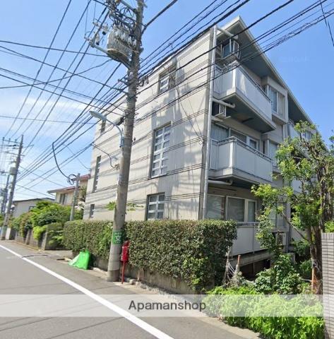 東京都杉並区、久我山駅徒歩7分の築23年 4階建の賃貸マンション