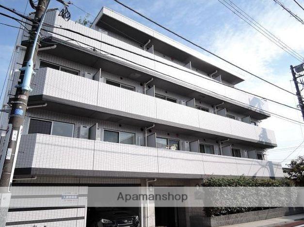 東京都杉並区、高井戸駅徒歩15分の築5年 4階建の賃貸マンション