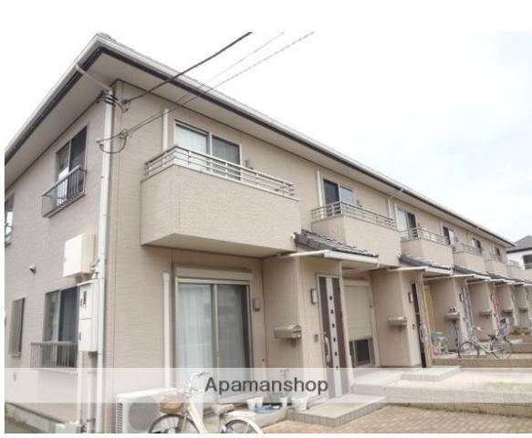 東京都小金井市、武蔵境駅徒歩25分の築11年 2階建の賃貸テラスハウス