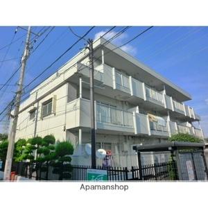 東京都練馬区、上石神井駅徒歩23分の築31年 3階建の賃貸マンション