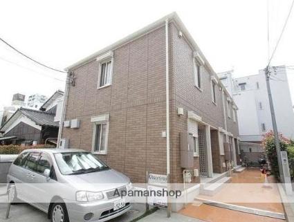 東京都武蔵野市、武蔵境駅徒歩5分の築8年 2階建の賃貸アパート