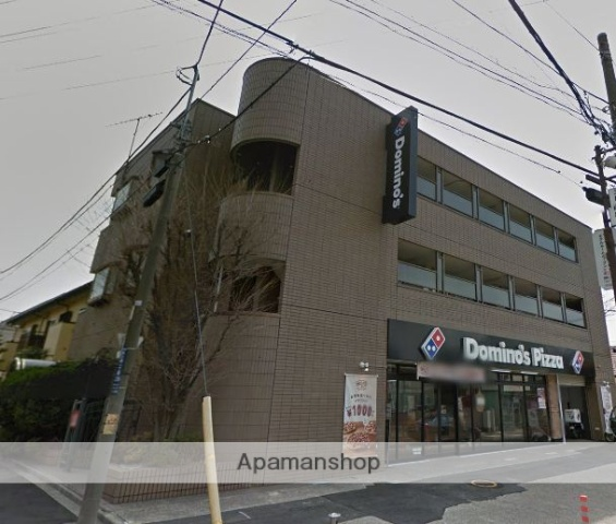 東京都三鷹市、吉祥寺駅徒歩18分の築27年 3階建の賃貸マンション