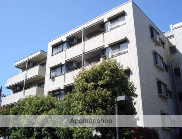東京都武蔵野市、西荻窪駅徒歩15分の築29年 5階建の賃貸マンション