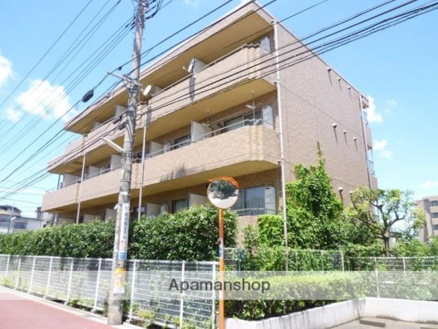 東京都武蔵野市、吉祥寺駅徒歩12分の築14年 4階建の賃貸マンション