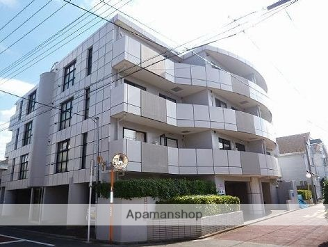 東京都武蔵野市、三鷹駅徒歩18分の築30年 4階建の賃貸マンション