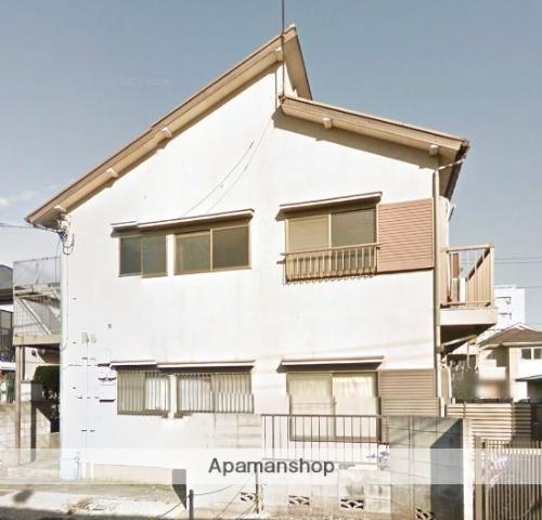 東京都小金井市、東小金井駅徒歩31分の築23年 2階建の賃貸アパート
