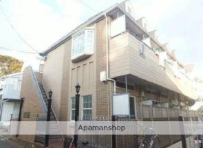 東京都武蔵野市、武蔵境駅徒歩15分の築28年 2階建の賃貸アパート