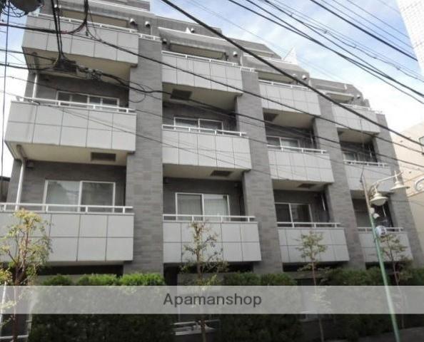 東京都杉並区、西荻窪駅徒歩4分の築17年 5階建の賃貸マンション