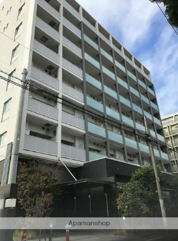 東京都杉並区、阿佐ケ谷駅徒歩24分の築7年 9階建の賃貸マンション