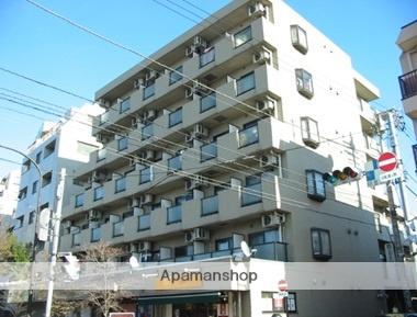 東京都練馬区、西荻窪駅徒歩20分の築25年 6階建の賃貸マンション