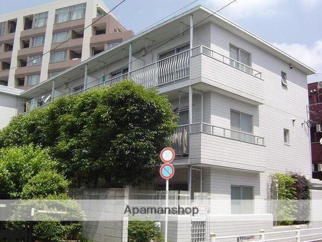東京都武蔵野市、吉祥寺駅徒歩4分の築31年 3階建の賃貸マンション
