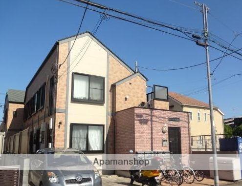 東京都武蔵野市、西荻窪駅徒歩13分の築8年 2階建の賃貸アパート