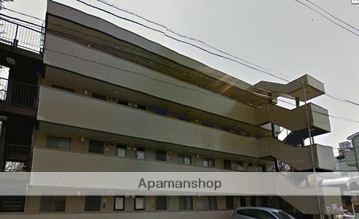 東京都小金井市、東小金井駅徒歩30分の築26年 4階建の賃貸マンション