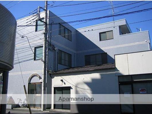 東京都小金井市、東小金井駅徒歩12分の築24年 3階建の賃貸マンション