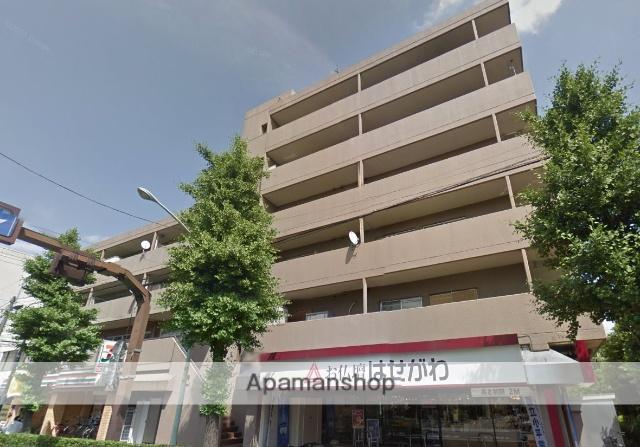 東京都武蔵野市、吉祥寺駅徒歩23分の築36年 6階建の賃貸マンション