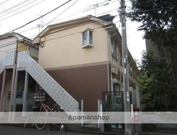 東京都武蔵野市、西荻窪駅徒歩14分の築26年 2階建の賃貸アパート
